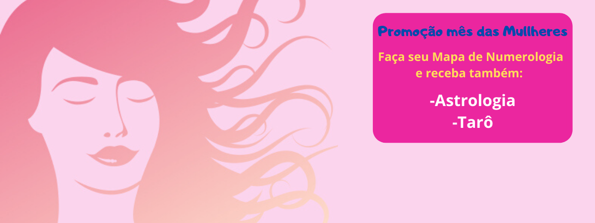 Promoção mês das Mulheres